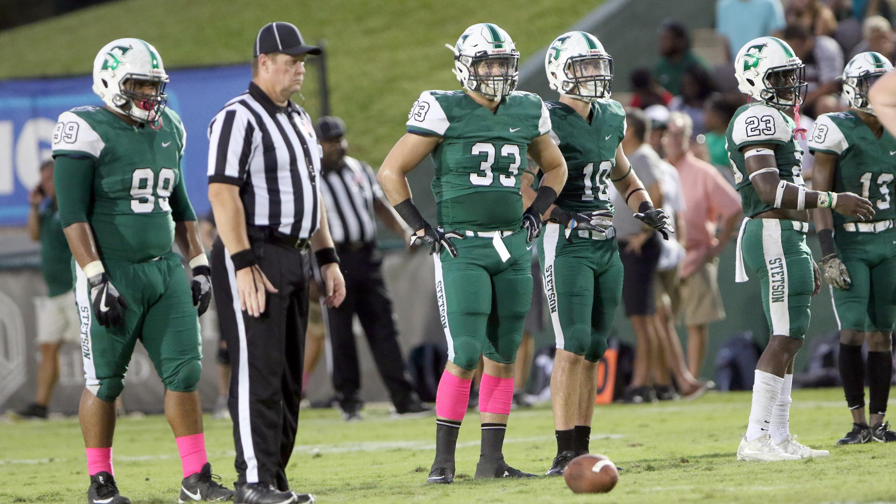 699bdc0f8fe Hatters and Wildcats to Clash in Search of Sixth Win - Stetson ...