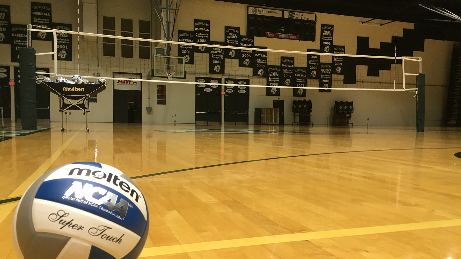 Indoor Volleyball To Host Two Spring Clinics - Stetson University